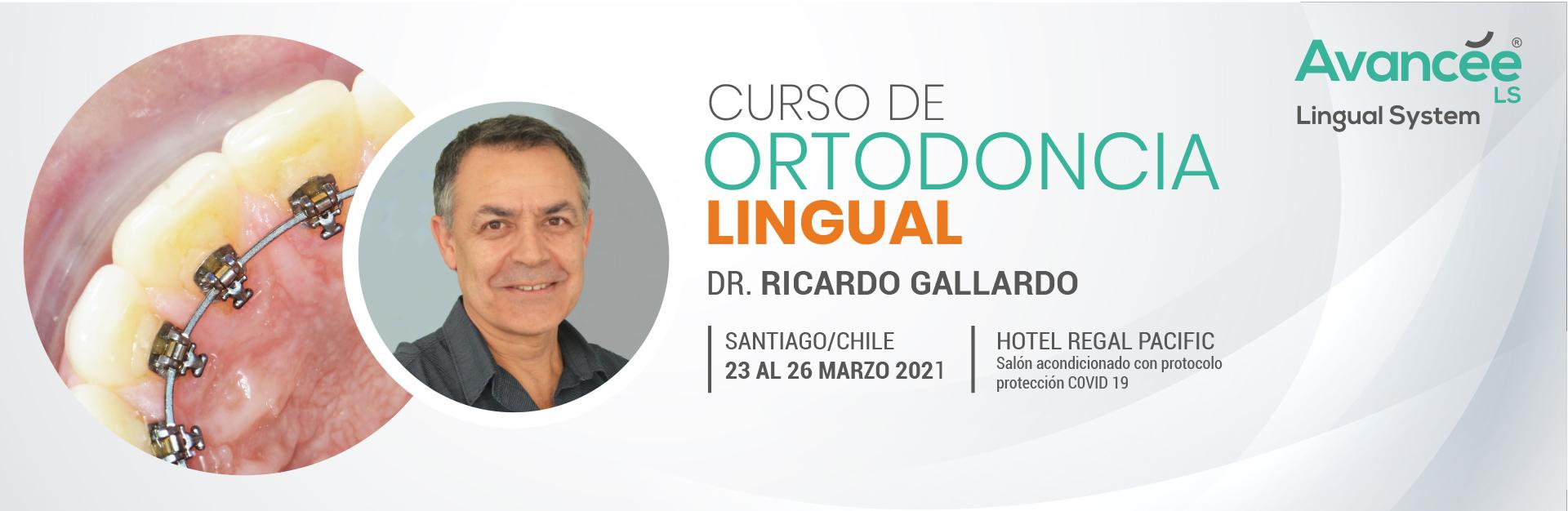 Curso Ortodoncia Lingual 2021